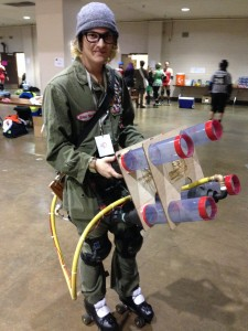 Photo of MNRG T-Shirt Launcher