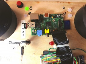 Buttons + Board = WIN!